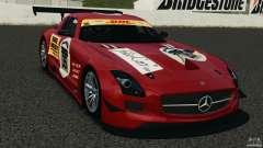 Mercedes-Benz SLS AMG GT3 2011 v1.0