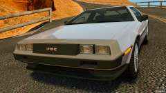 DeLorean DMC-12 1982
