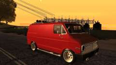Dodge Tradesman 1976 Tuned