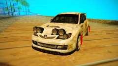 Subaru Impreza WRX STi N14 Rallycross für GTA San Andreas