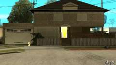 CJ Total House Remode pour GTA San Andreas