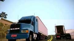 Mack ch 613 für GTA San Andreas