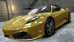 Ferrari Scuderia Spyder 16M pour GTA 4