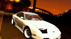 Nissan 150SX Drift