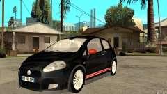 Fiat Grande Punto 3.0 Abarth