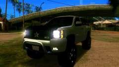 Chevrolet Silverado Final pour GTA San Andreas