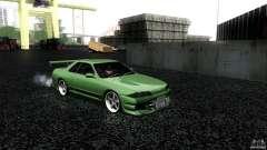 Nissan Skyline GT-R32 pour GTA San Andreas