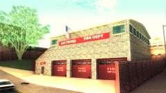 Une nouvelle caserne de pompiers à San Fierro