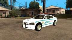 Dodge Charger Police NYPD pour GTA San Andreas