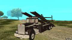 Kenworth Car Hauler für GTA San Andreas