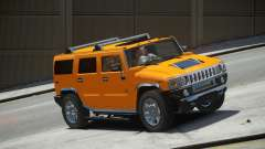 Hummer H2 2010 Limited Edition pour GTA 4