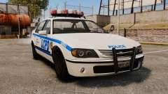 Nouvelle patrouille de Police