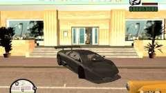 Lamborghini Murcielago R-SV GT1 pour GTA San Andreas