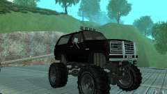 Ford Bronco Monster Truck 1985