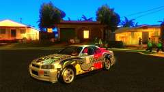 Nissan Skyline R34 Nismo für GTA San Andreas