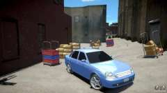 Lada Priora Light Tuning pour GTA 4