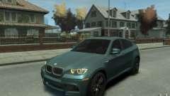 BMW X6-M 2010 für GTA 4