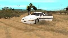 Toyota Supra MK3 für GTA San Andreas