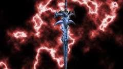 Frostmorn-Schwert aus WoW Lich King