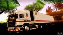 Scania R620 Emercom de Russie