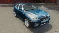 BMW Motorsport X6 M pour GTA 4
