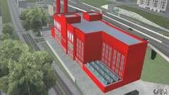 L'usine de Coca-cola