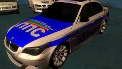 BMW M5 E60 Polizei