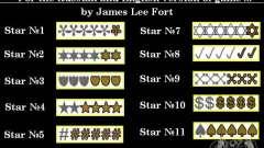 Neue Sterne für die Kapuze # 8