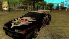 Élégie avec nouveaux spoilers pour GTA San Andreas