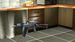 Pak version domestique armes 3