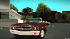 Chevrolet Chevelle SS für GTA San Andreas