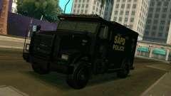Stokade SAPD SWAT Van für GTA San Andreas