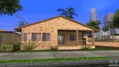 Neue Texturen von Häusern und Garagen