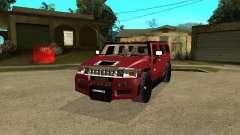Hummer H2 Tuning