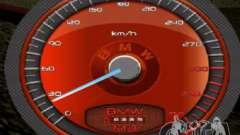 Compteur de vitesse BMW
