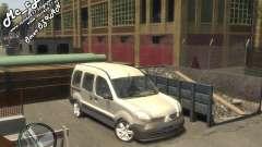 Renault Kangoo 2007 pour GTA 4