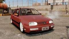 Volkswagen Golf MK3 Turbo