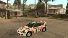 Toyota Celica GT4 DiRT