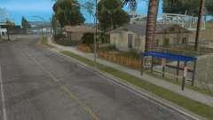 Nouvel arrêt de bus