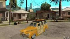 Ford Woody Custom 1946
