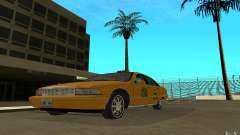 Chevrolet Caprice taxi
