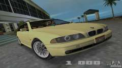 BMW 5S Touring E39 für GTA Vice City