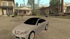 Mercedes Benz E-CLASS Coupe