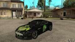Aston Martin DB9 NFS PS Tuning pour GTA San Andreas