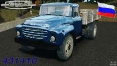 ZIL-431410 1986 v1. 0