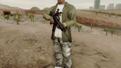 Colt Commando Aimpoint pour GTA San Andreas