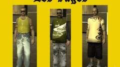 Felle von Vagos-Bande