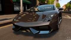 Lamborghini Gallardo LP570-4 Superleggera pour GTA 4
