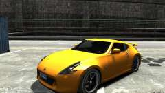 Nissan 370z Tuned Final pour GTA 4