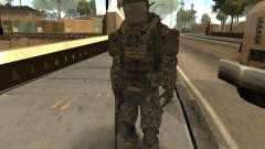Bekämpfung von Soldaten aus CoD: Mw2